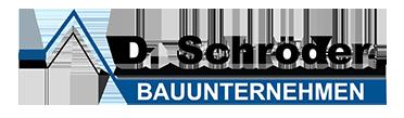 Detlef Schröder - Ihr Bauunternehmen in Bad Zwischenahn, Oldenburg, Edewecht, Rastede und Bremen Logo